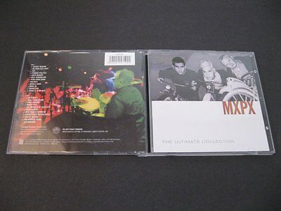 MXPX the ultimate collection - 2 CD - CD Compact Disc