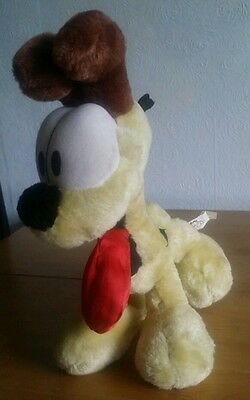 "Odie The Dog From Garfield.  12"" Standing Plush"