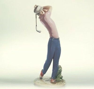 LLADRO 6032 Golf   Gentleman GOLFER ** MINT with original Box ***