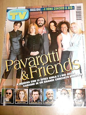 Spice Girls  Cover Tv Sorrisi Canzoni 13/06/1998
