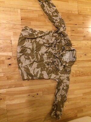 British Army Early Issue Desert DPM Shirt