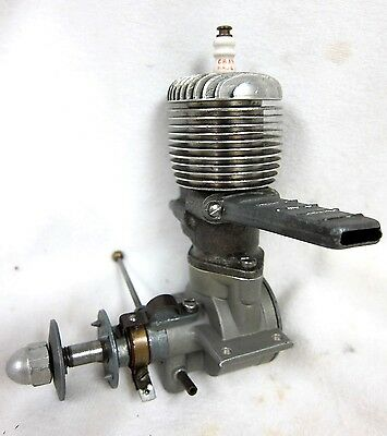 Vintage 1938 Baby Cyclone 36 Ignition Model Airplane Engine