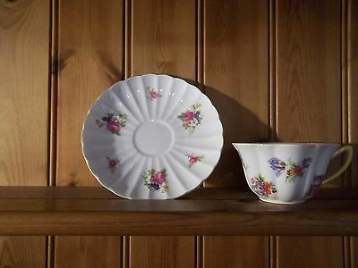 Shelley Cabinet Cup And Saucer