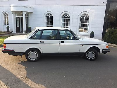 VOLVO 240 36,944 miles, Immaculate condition, Full service history.