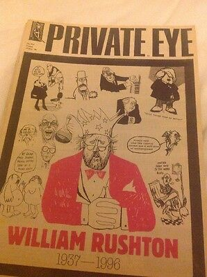 PRIVATE EYE 911, 914 - 1996 - 2 x ISSUES - BARGAIN LOT !!!!