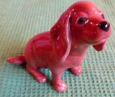 Small Brown Spaniel by John Beswick. Perfect.