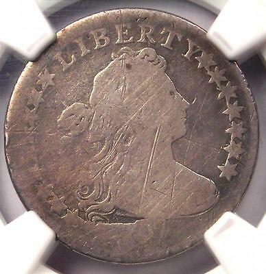 1797 Draped Bust Dime 10C (16 Stars, JR-1) - NGC Good Details - Certified Coin