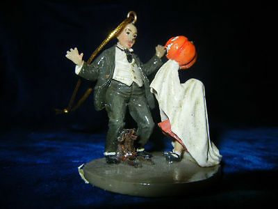 Norman Rockwell * Halloween * Classic Christmas Ornament Collection  * Rare *