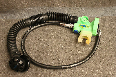 SEAQUEST Scuba Diving BCD Regulator Inflator Combo with Low Pressure & BCD Hose