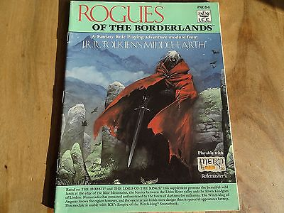 """""""Rougues of the Borderlands"""" -english- (MERS, MERP, Rolemaster, ICE)"""