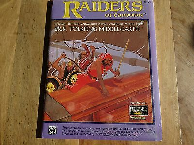 """New sealed """"Raiders of Cardolan"""" -english- (MERP, MERS, Rolemaster, ICE)"""