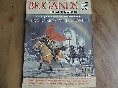 """""""Brigands of Mirkwood"""" -english- (MERS, MERP, Rolemaster, ICE)"""