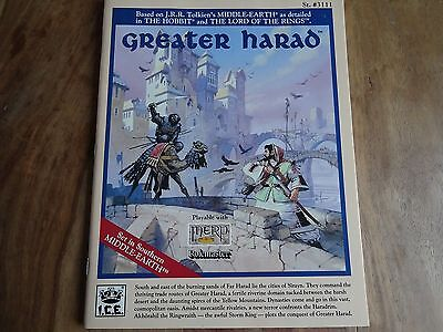 """""""Greater Harad"""" -english- (MERS, MERP, Rolemaster, ICE)"""