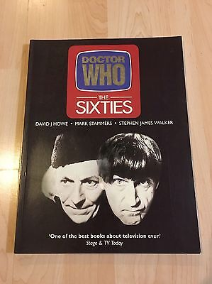 Doctor Who The Sixties PB Rare Book