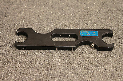 Peter Built Multi Function Wrench Tool Scuba First 1st Stage Regulator Service