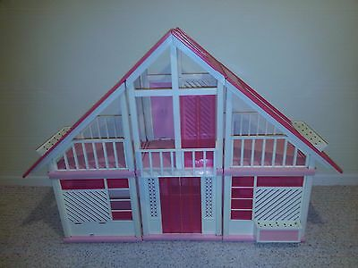 Vintage Collectible Mattel Barbie Dream House Playset 1978 Dolls Girl's Toy