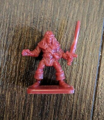 Vtg 1990 HeroQuest Board Game Replacement Figure ELF - No Card