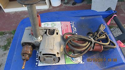 Milwaukee Hole Hawg, Model 1675-1, Right Angle Drill, Tested