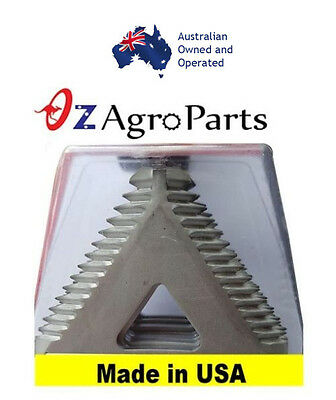 Knife Section Dura Cut Coarse to fit John Deere 200 & 900 series,H207930,H136807