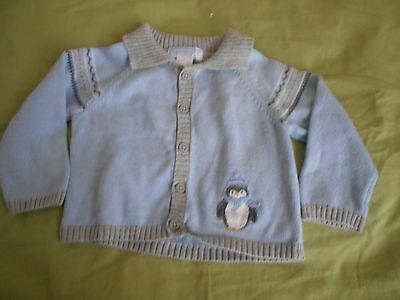 boys size 12-18 mo. cardigan by Janie and Jack