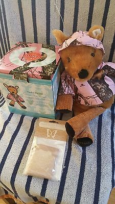 Scentsy Meadow the Deer Buddy Mossy Oak NIB **SOLD OUT** with Scent Pak