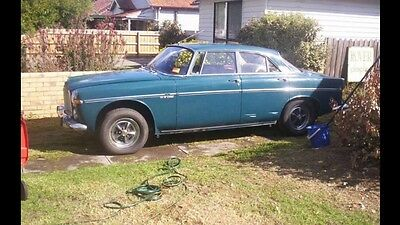 1969 Rover P5B Coupe