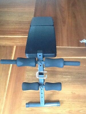 Sit Up Bench Adjustable Incline