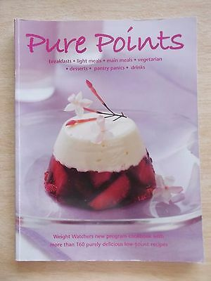 Weight Watchers~Pure Points~Cookbook~160 Recipes~146pp P/B