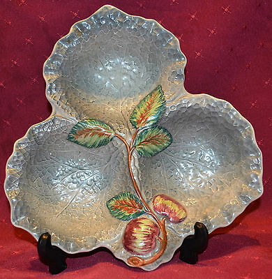 Royal Staffordshire 3 compartment Serving Dish, Excellent Condition