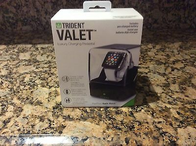 Trident Valet Luxury Charging Pedestal New In Box
