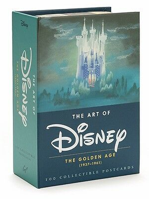 The Art of Disney: The Golden Ages (1937-1961)