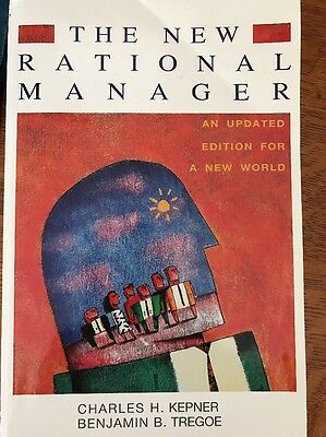 The New Rational Manager by Ingram(Paperback / softback)
