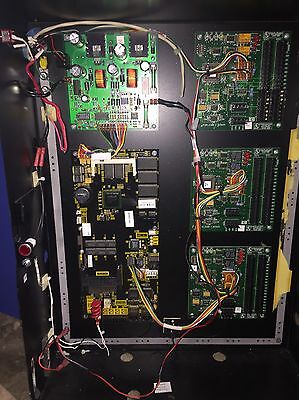 Johnson Controls CK 720 / Three S300-RDR2 Reader Boards And Power Supply.