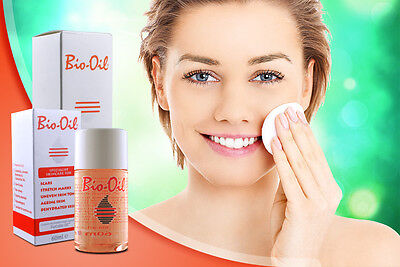 Bio Oil All Skin Care 200ml Scars Stretch Marks Dehydrated Aging