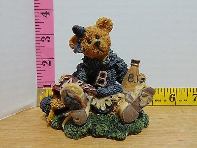1995 Boyds Bears Bailey The Cheerleader 36E/356 #2268