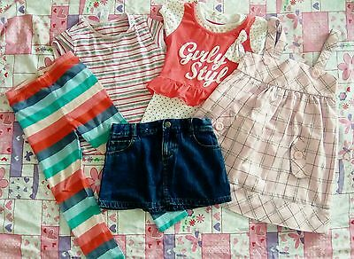 Bulk lot of size 5 girls clothes