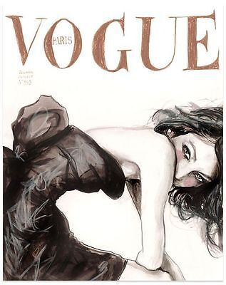 Vogue vintage Real Canvas Home Decor Wall Art gallery high quality