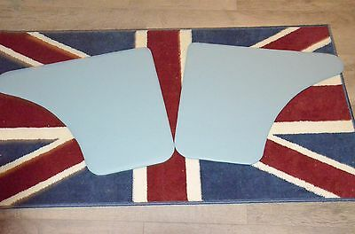 Morris minor PAIR OF 4 DOOR REAR CARDS