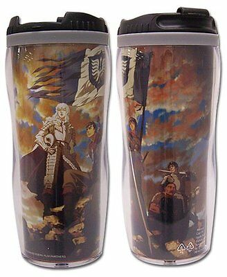 *NEW* Berserk: Band of the Hawk Tumbler Mug by GE Animation