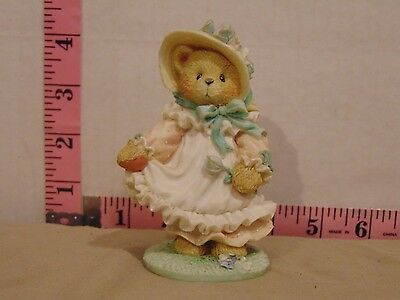 1994 Cherished Teddies Hope Our Love Is Ever Blooming 4r4/078
