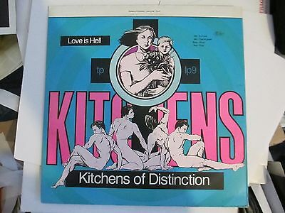 """Love Is Hell. Kitchens Of Distinction. 12"""" Vinyl"""