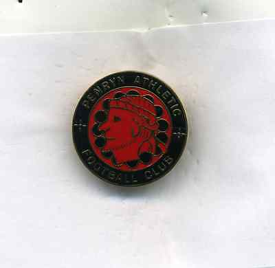 Penryn Athletic  Fc  Non League Football Pin Badge