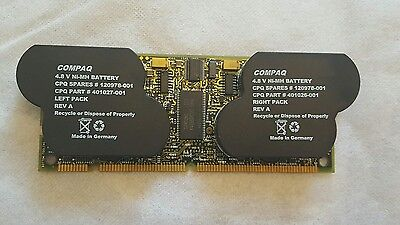 HP Battery-Backed Cache Memory Module 256MB SDRAM  / SP: 262012-001 + 401026-001