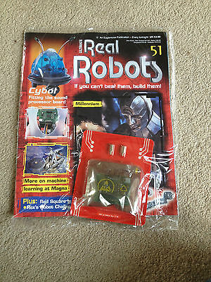 Real Robots Magazine Issue 51