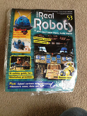 Real Robots Magazine Issue 53