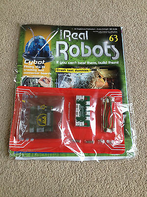 Real Robots Magazine Issue 63