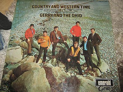 country and western time - gerrry and the ohio