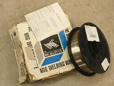 Mig Welding Wire Stainless ER-308L 10 lb Spool 0.035