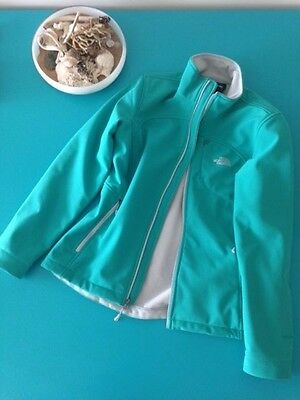 The North Face Apex Bionic Women Windbreaker Soft shell Jacket -  Size L - Green