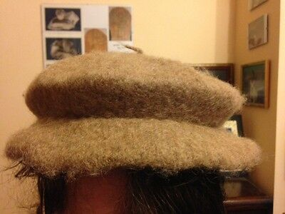 Tudor knitted hat, small